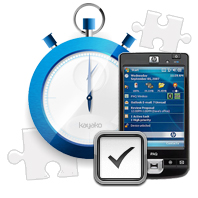 Mobile Timer Module Logo